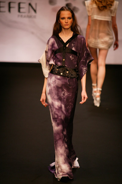 Paris Fashion Week Jefen Spring 2009