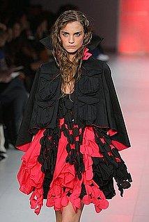 Paris Fashion Week: Zucca Spring 2009