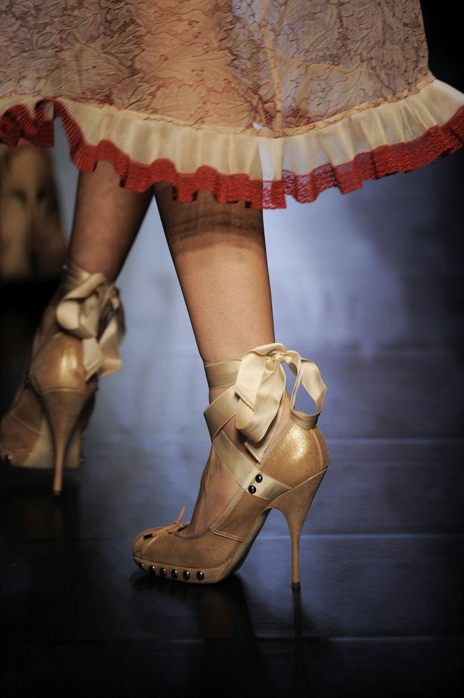 Paris Fashion Week Spring 2009: 50 Pairs Of Fabulous Shoes