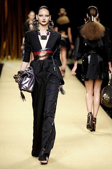 Paris Fashion Week: Louis Vuitton Spring 2009