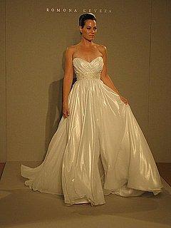 New York Bridal Market: Romona Keveza Fall 2009