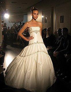 New York Bridal Market: Kenneth Pool Fall 2009