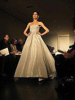 New York Bridal Market: Amsale Fall 2009