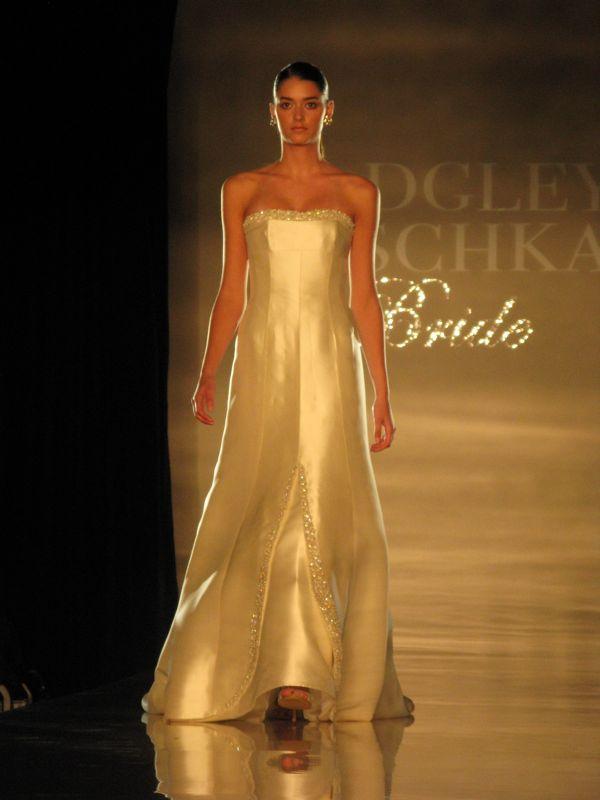 New York Bridal Market: Badgley Mischka Bride