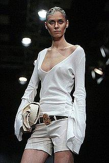 Moscow Fashion Week: Lugaru Spring 2009