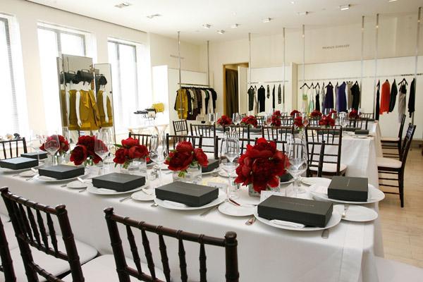 Proenza Schouler Handbag Launch Luncheon