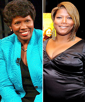 Queen Latifah to Play Gwen Ifill on SNL