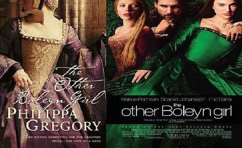 Book VS Movie - The Other Boleyn Girl