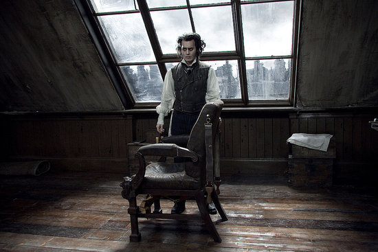 Sweeney Todd stills
