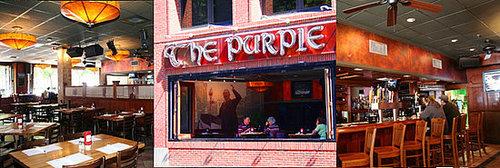 The Purple Shamrock, Boston