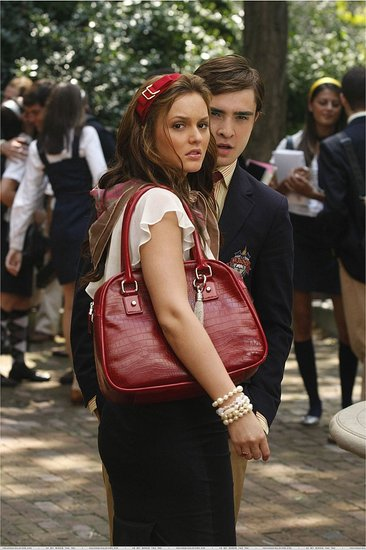 (MORE Pics!!) Gossip Girl Season 2 Episode 4: The Ex-Files