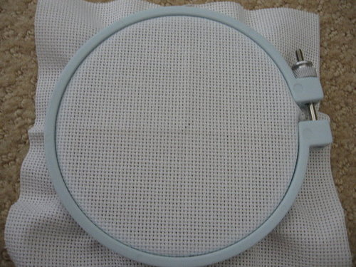 Learning to Cross Stitch #4