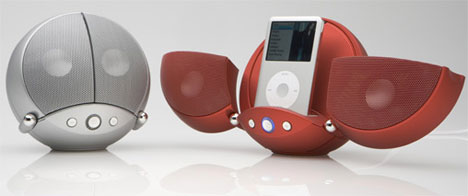 Vestalife's LadyBug IPod Entertainment System