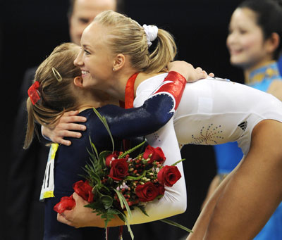 What's Next for Gymnasts Luikin and Johnson