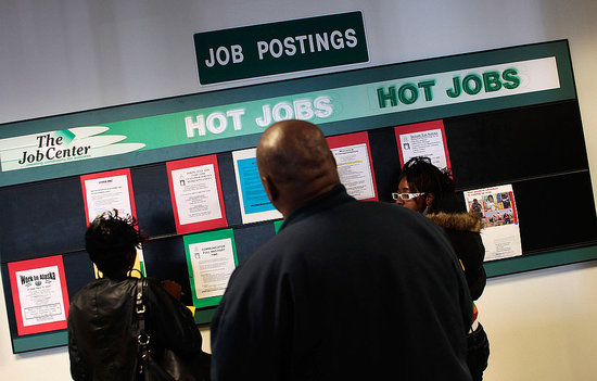 Front Page: US Unemployment Reaches Grim High at 6.5%