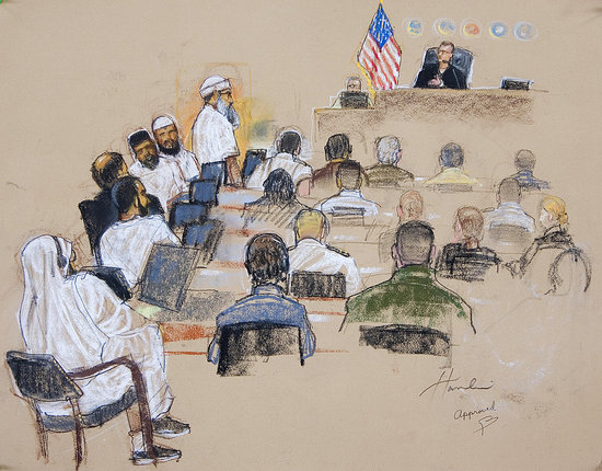 """Front Page: 9/11 """"Mastermind"""" to Plead Guilty Without Trial"""