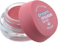 Review of Maybelline Dream Mousse Blush