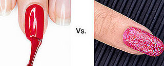Do You Prefer Your Nail Polish With or Without Shimmer?