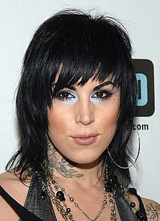 Love It or Hate It? Kat Von D's Blue-Eyed Style
