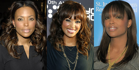 Which Hairstyle Do You Like Best on Aisha Tyler?
