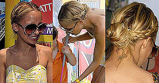 Love It or Hate It? Nicole Richie's Bun and Braids