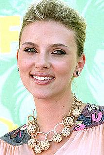 Scarlett Johansson's 2008 Teen Choice Awards Look