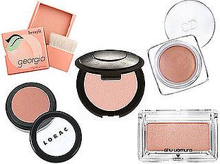 BellaSugar's Top Five Peach Blush Picks