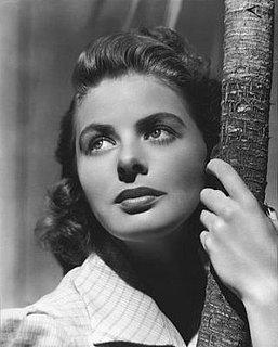 Bella Donna: Ingrid Bergman