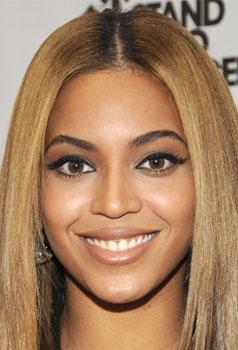 Beyonce at Fashion Rocks: Hair and Makeup