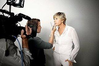 Ellen DeGeneres The New Face of Cover Girl