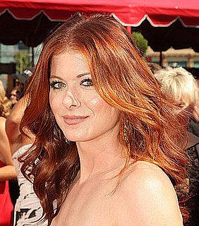 Debra Messing at 2008 Emmys: Hair and Makeup Poll