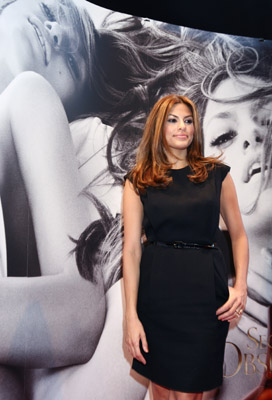 Eva Mendes Interview: She Talks About Her Banned Calvin Klein Ad and Commercial