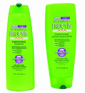Garnier Hydra Curls review