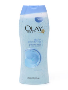 Olay Daily Purifying Body Wash Review