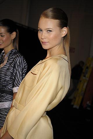Behati Prinsloo New Victoria's Secret Pink Model
