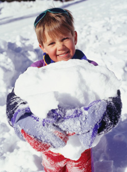 What Is Your Child's Favorite Snow Activity?