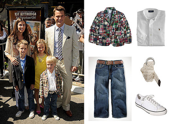 Trendtotting: Chris O'Donnell's All American Boys