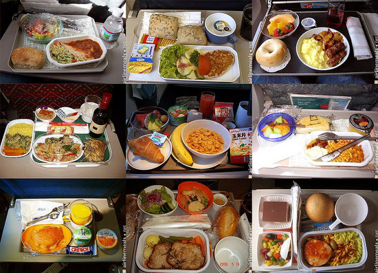 AirLine Meals Offers a Preview of Mile-High Food
