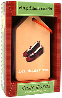 French Flash Cards Are Très Magnifique!