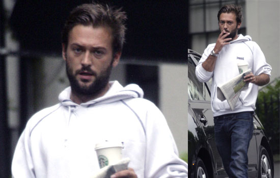 Photos Of Harley Street Star Paul Nicholls Out In London