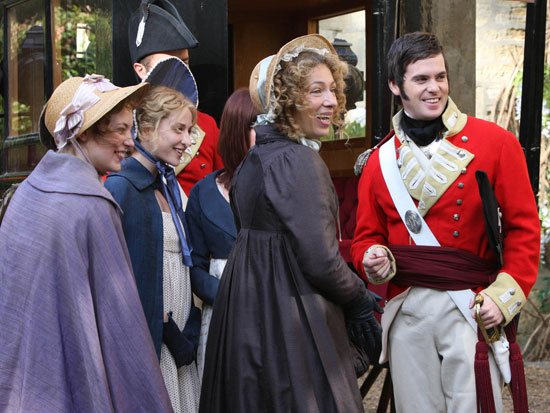 Recap Of Lost In Austen Episode Two Which Aired On ITV On Wednesday 10 September
