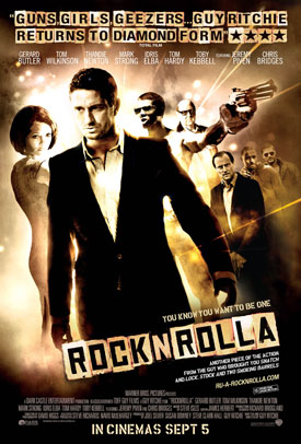 Review of Guy Ritchie's RocknRolla