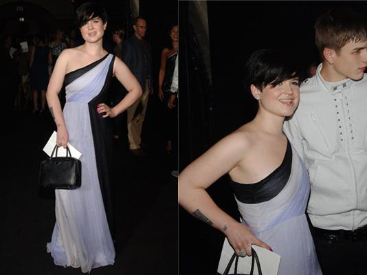 Love it or Hate it: Kelly Osbourne at New York Fashion Week