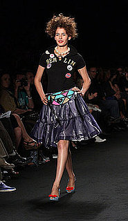 Vivienne Westwood Anglomania Catwalk Fashion Show