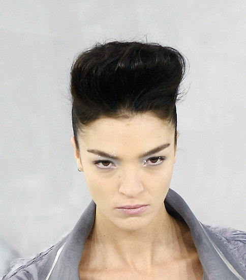 Autumn Winter Catwalk Trend Hair Style Quiff. How To Do A Quiff with Expert Advice from Lee Stafford