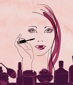 John Lewis Beauty Icon Event 13th-27th September 2008, Free Beauty Gifts, Expert Masterclasses on Trends, Makeup How To