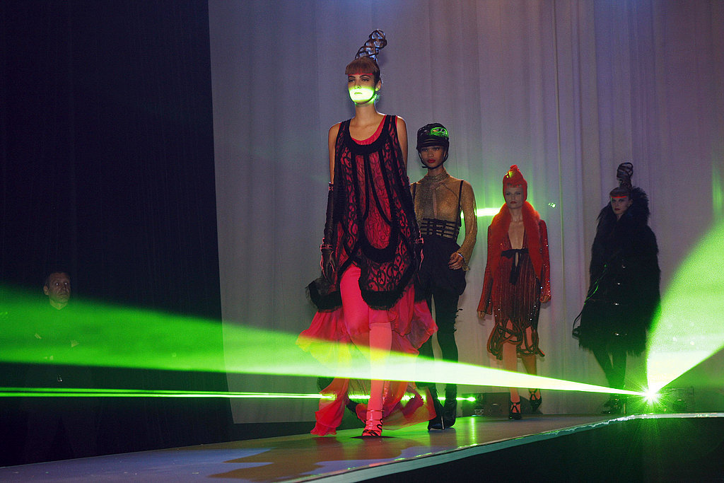 Jean Paul Gaultier's Fall 2008 Couture Cages Not So Cagey