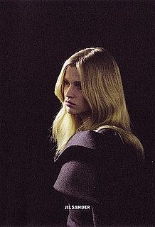 Stone-Cold Lara, Natasha Poly Come Clean for Jil Sander Fall 2008