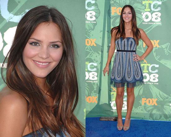 Teen Choice Awards: Katharine McPhee