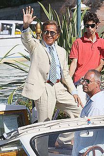 Valentino's True Colors Fly in Venice